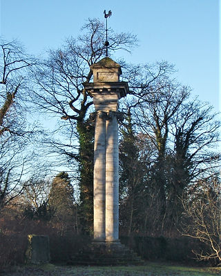 Covenanters' Pillars Memorial Colinton