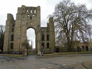 kelso Abbey Scottish Borders Attractions