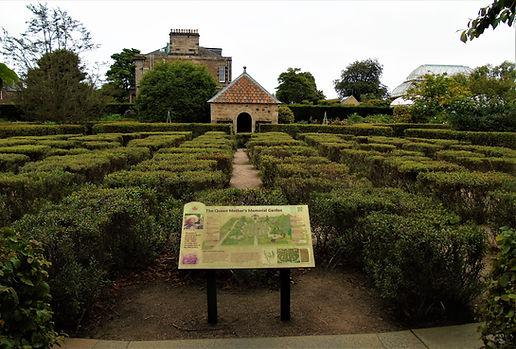 Queen Mother's Memorial Garden.RBGE