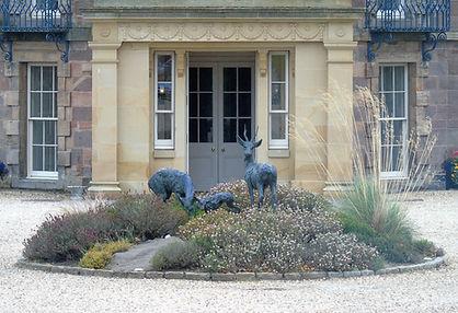 Archerfield House East Lothian Entrance