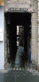 Jackson's Close High Street Royal Mile.J