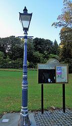 Provost Lamp Post Lewisvale Park Musselb