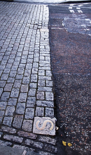 Sanctuary Cobbles Royal Mile Abbey Strand Edinburgh