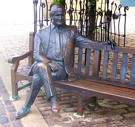 SANDY IRVINE ROBERTSON OBE,