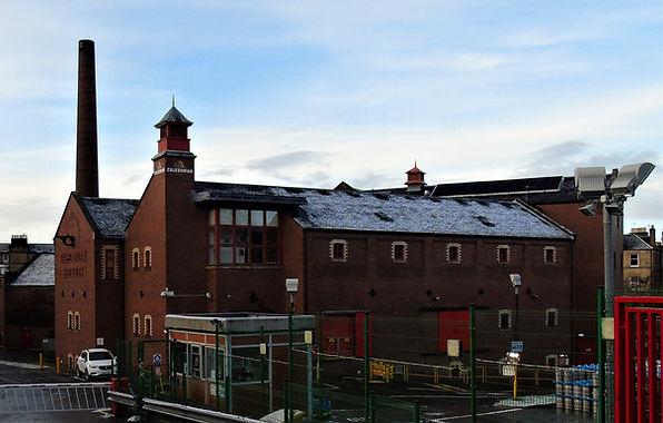 Caledonian Brewery  Edinburgh