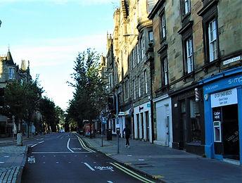 Forrest Road Edinburgh