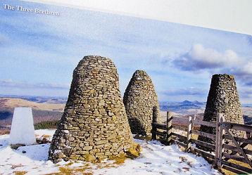 The  Three Brethren Selkirk Scottish Bor