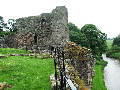 Hailes Castle East Lothian Scotland