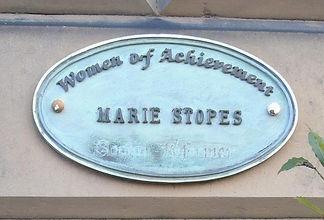 Marie Stopes. Abercrombie Place Edinburg