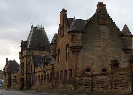 Powderhall Stables Edinburgh