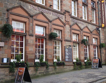 The Scotch Wisky Experience Castlehill R