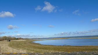 Aberlady Bay East Lothian Scotland