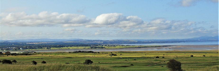 Aberlady Bay East Lothian