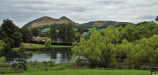Figgate Pond Figgate Park Edinburgh