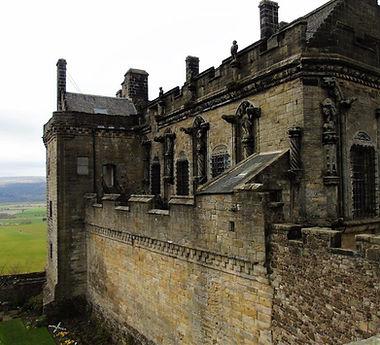 Stirling Castle Princes Walk
