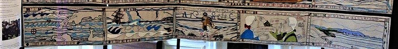 Prestonpans Tapestry Jacobite story Battle of Prestonpans East Lothian