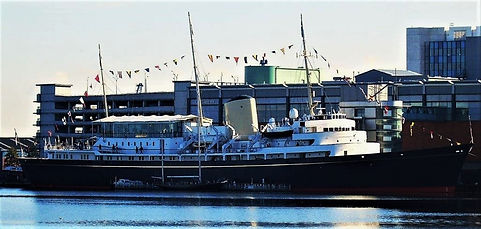 Royal Yacht Britannia Visitor Attraction