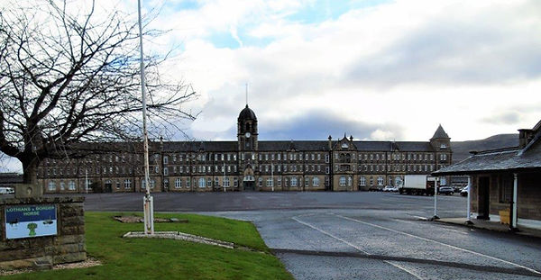 Redford Barracks Colinton Edinburgh