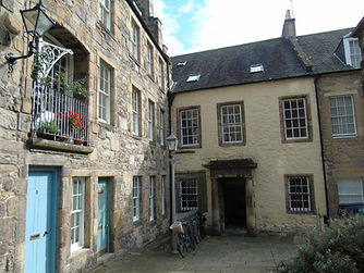 Tweeddale Court High Street Royal Mile E
