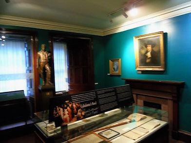 Robert Burns Room Writers' Museum (2).jp