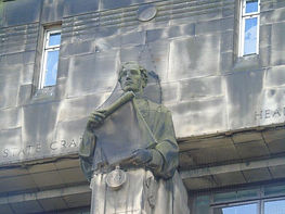 st andrew house Craft Statue