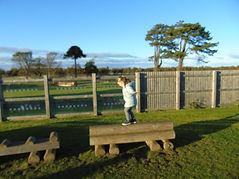 Archerfield Walled Garden Play Park East Lothian