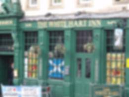 Robert Burns Whitehart Inn Grassmarket Edinburgh