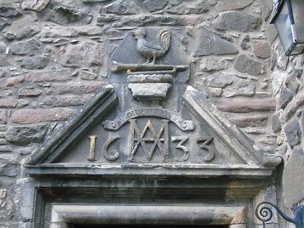 Bakehouse Close Canongate Edinburgh Lint