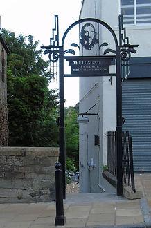 Stevenson Steps Colinton Village