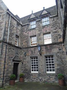 Acheson Court, Bakehouse Close Canongate