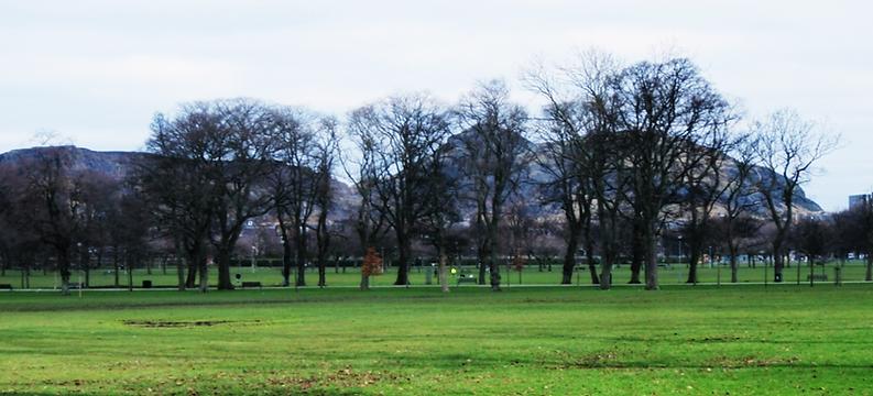 East Meadows Edinburgh