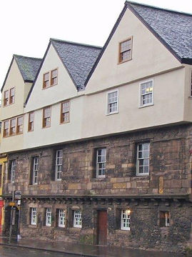 Huntly House Canongate Royal Mile Edinburgh