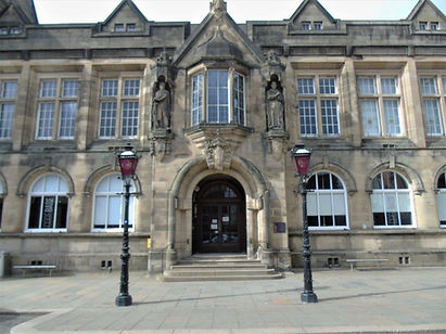 Municipal Buildings Stirling Historic si