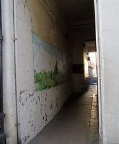 Robert Louis Stevenson Alley North Berwick