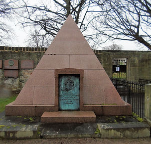 Lord Andrew Rutherfurd Dean Cemetery Edi