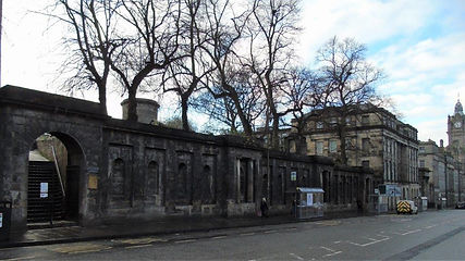 Old Calton Burial Ground WaterlooPlace E