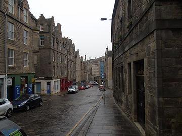 Blakfriar's Street Edinburgh