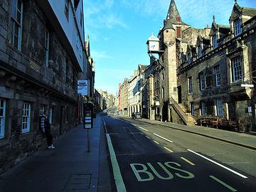 Canongate. Edinburgh