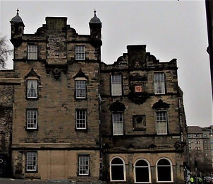Heriot's School Cowgate Edinburgh