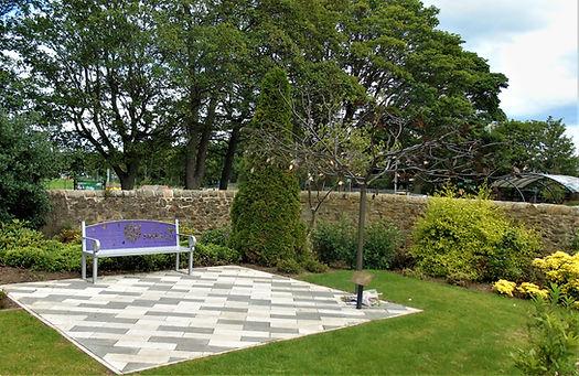 Saughton Rose Gardens Simba memorial Gar