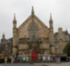 Bedlam Church Theatre Forrest Road Edinburgh