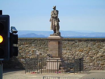 Royal Scots War Memorial Prestonpans Eas