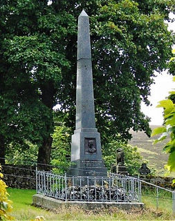 Symington Obelisk Leadhills
