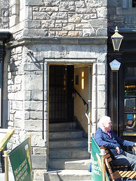 Old Grassmarket Close Edinburgh