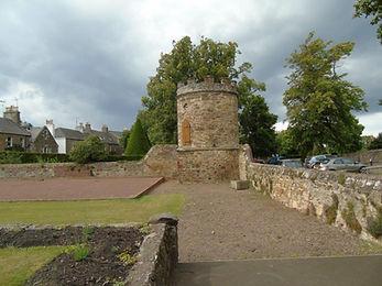 Lady Kitty's Doocot and Garden Haddington East Lothian
