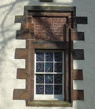George Pape of Coltbridge House Memorial