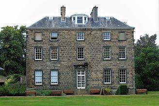 Inverleith House. Botanic Gardens Edinburgh