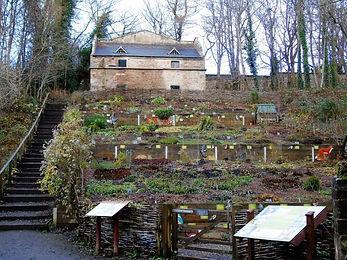 Hermitage Herb Garden and Do'cot Edinbur