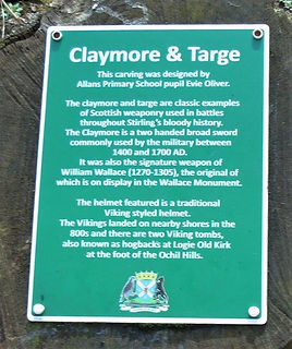Claymore and Targe Stirling Tour Scotlan