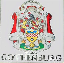 Gothenberg sign Prestonpans East Lothian